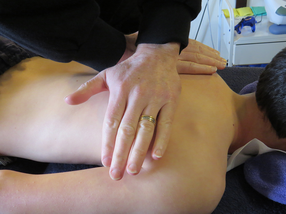 Chiropractic treatment in Newmarket, Suffolk